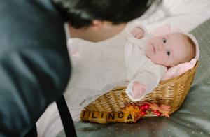 crop cu tata in cosulet botez